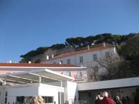 Stadtrundgang Lissabon - Blick zum Castelo Sao Jorge