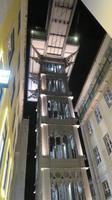Silvesterreise Lissabon - Elevador de Santa Justa