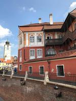 Sibiu: Zur Unterstadt