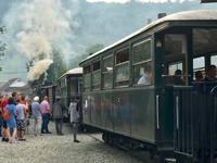 Viseu de Sus: Fahrt mit der Wassertalbahn