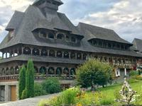 Barsana: Kloster