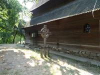 Im Dorfmuseum Bukarest