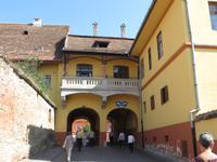 Zugang für Autos zur Altstadt