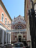 Die Synagoge von Brasov
