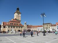Rathaus von Brasov