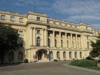 der Königspalast von Bukarest