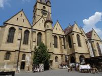 Hermannstadt (Sibu) - Kathedrale