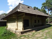 Dorfmuseum in Bukarest - eine von vielen Hausvarianten