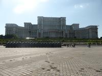 Rumänien Mai 2019 - Bukarest - Ceaucescus Palast