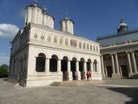 Rumänien Mai 2019 - Bukarest - Patriarchalkathedrale