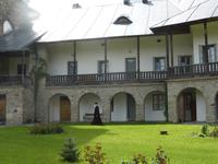 Rumänien Mai 2019 - Männerkloster Neamt