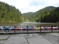 Rumänien Mai 2019 - Roter See
