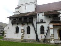 Rumänien Mai 2019 - Kirchenburg Harman