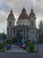 Tírgu Mures - Stadtszene
