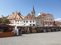 Sibiu - Altstadt