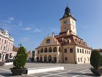 Brasov - im Zentrum der Stadt