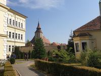 Brasov - Blick auf die Schwarze Kirche