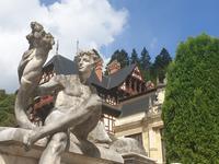 Schloss Peles - Aussenanlage