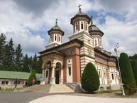 Kloster Sinaia - neue Klosterkirche