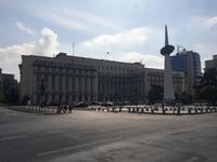 Bukarest - Platz der Revolution