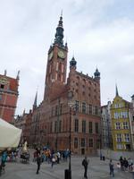 Polen_Danzig_Rathaus