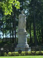 Sowjetsk: Das Denkmal für Königin Luise