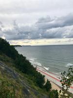 Swetlogorsk: An der Steilküste