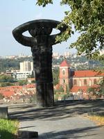 Kaunas: Blick auf die Stadt