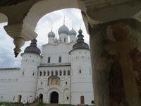 Rostow Weliki, im Kreml