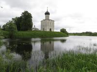 Pokrov-Kirche am Nerl