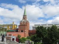 Kutafiturm Kreml