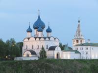Susdal am Adend, Kreml