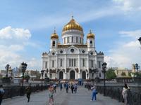 Moskau, Cristus-Erlöser-Kathedrale