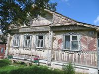 russisches Bauernhaus bei Susdal