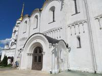 Wladimir, Uspenski-Kathedrale