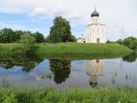 Pokrow-Kirche am Nerl