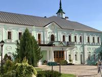 Sergiew Possad:Im Dreifaltigkeitskloster des Heiligen Sergeij - Der Palast des Patriarchen von Moskau und der ganzen Rus