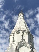 Kolomenskoje: Der Zeltdachturm der Christi-Himmelfahrtskirche