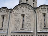 Wladimir. Kathedrale. Steinplastiken.