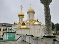 Sergijew Possad. Dreifaltigkeitskloster.