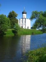 Pokrow Kloster am Nerl