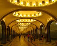 Metrostation Komsomolskaja