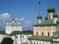 Peresslawl Salesskij, Bergkloster