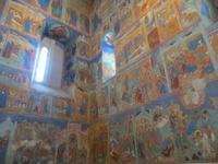 in der Christi-Erlöser-Kirche in Susdal