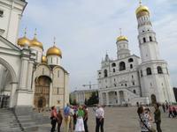 Kathedralenplatz im Moskauer Kreml