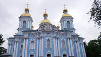 Sankt Petersburg, Nikolaus Marine Kathedrale