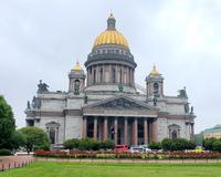 Sankt Petersburg, Isaakskathedrale