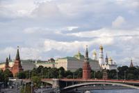 Kreml - Blick von Patriarchen-Brücke