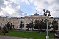 Gebäude der russischen Bank in Twer