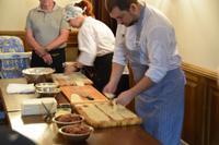 Pelmeni-Workshop mit Meisterkoch Sergeij